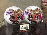 "Куклы Лол, Кукла LOL Surprise ""Кукла-сюрприз в шарике"", L.O.L Surprise! Glitter Series Doll, фото 1"