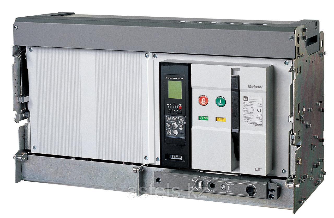 Воздушный выключатель Metasol 5000А выкатной