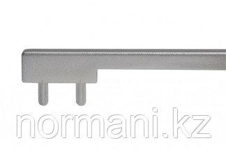 Вставка пластиковая для ручки CH0200-160192.ХХ, серебряная