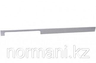 Ручка-скоба 480 мм, отделка сталь шлифованная