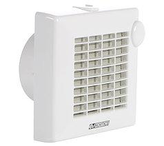 Вытяжной вентилятор с клапаном для ванной PUNTO M120/5 АТ