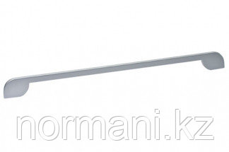 Ручка-скоба 320-288 мм, отделка хром матовый лакированный