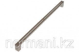 Ручка-скоба 320мм, отделка никель матовый