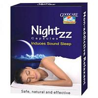 Nightzz, для улучшения сна,10 капсул