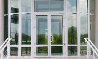 Двери алюминиевые входные, фото 1