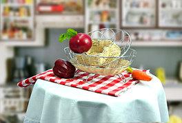 Плетеная посуда