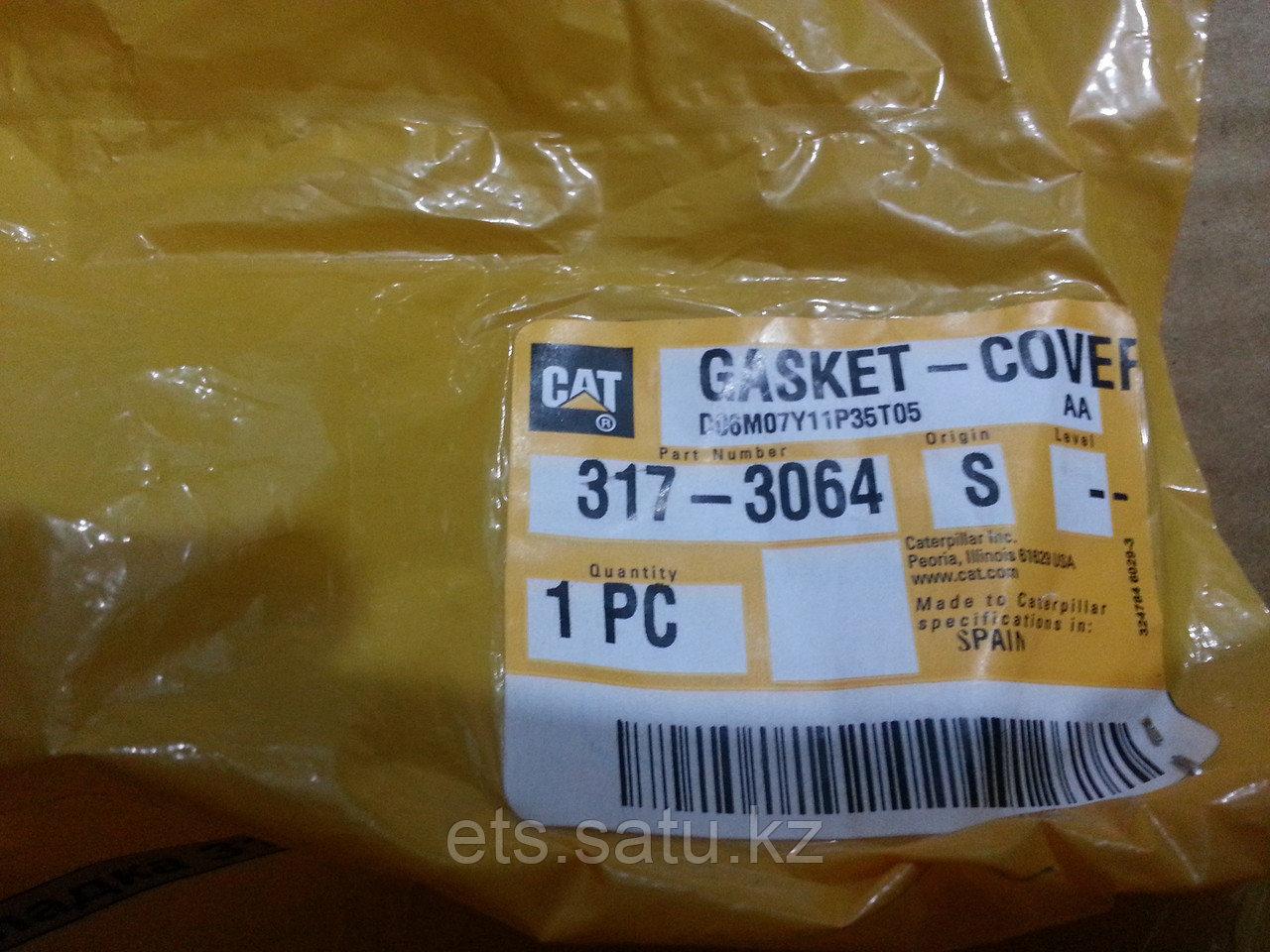 Прокладка крышки клапанов CAT 317-3064 - фото 2