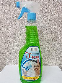 Жидкость для очистки стекол Fay, с триггером, 500 мл