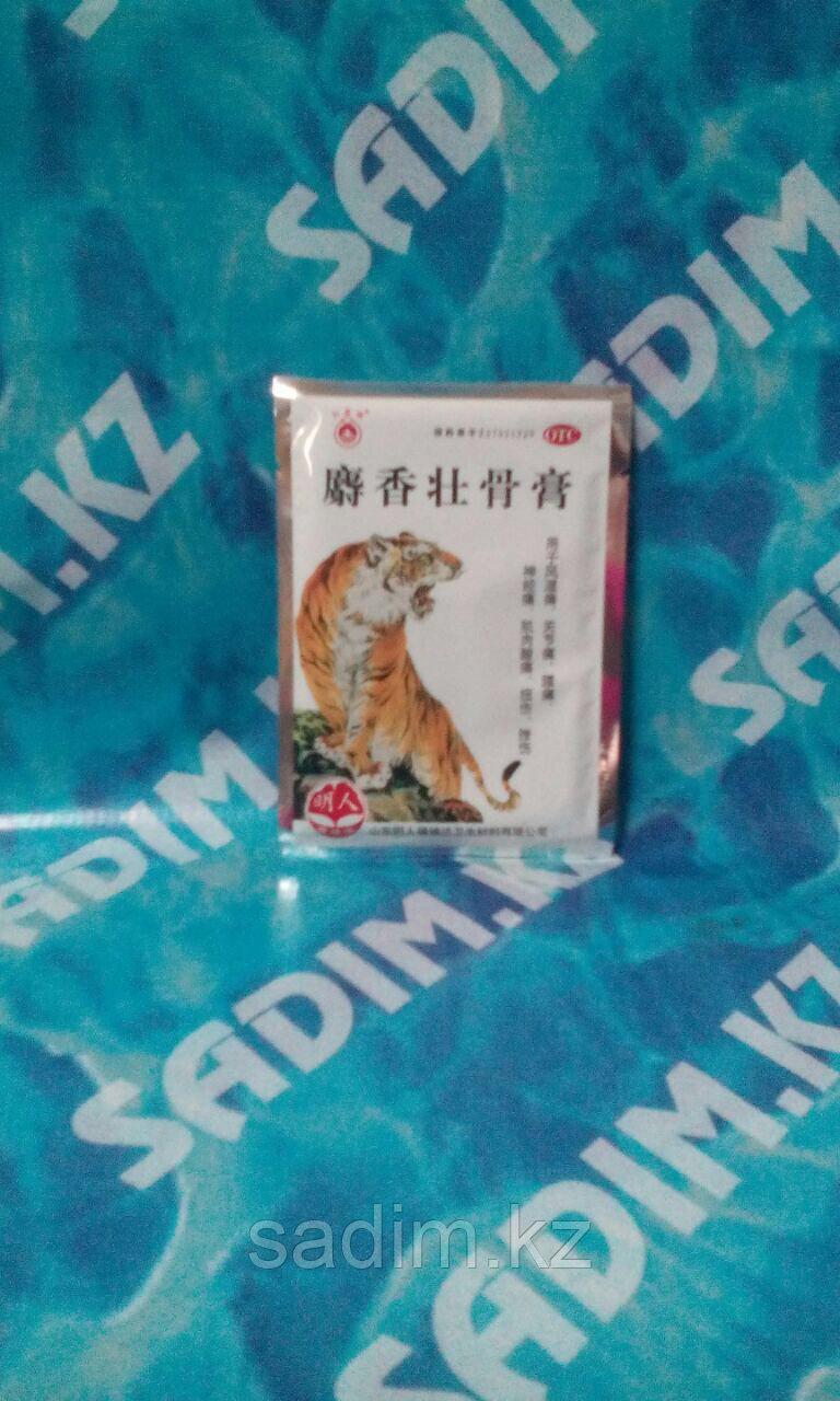 Пластырь - Тигр согревающий
