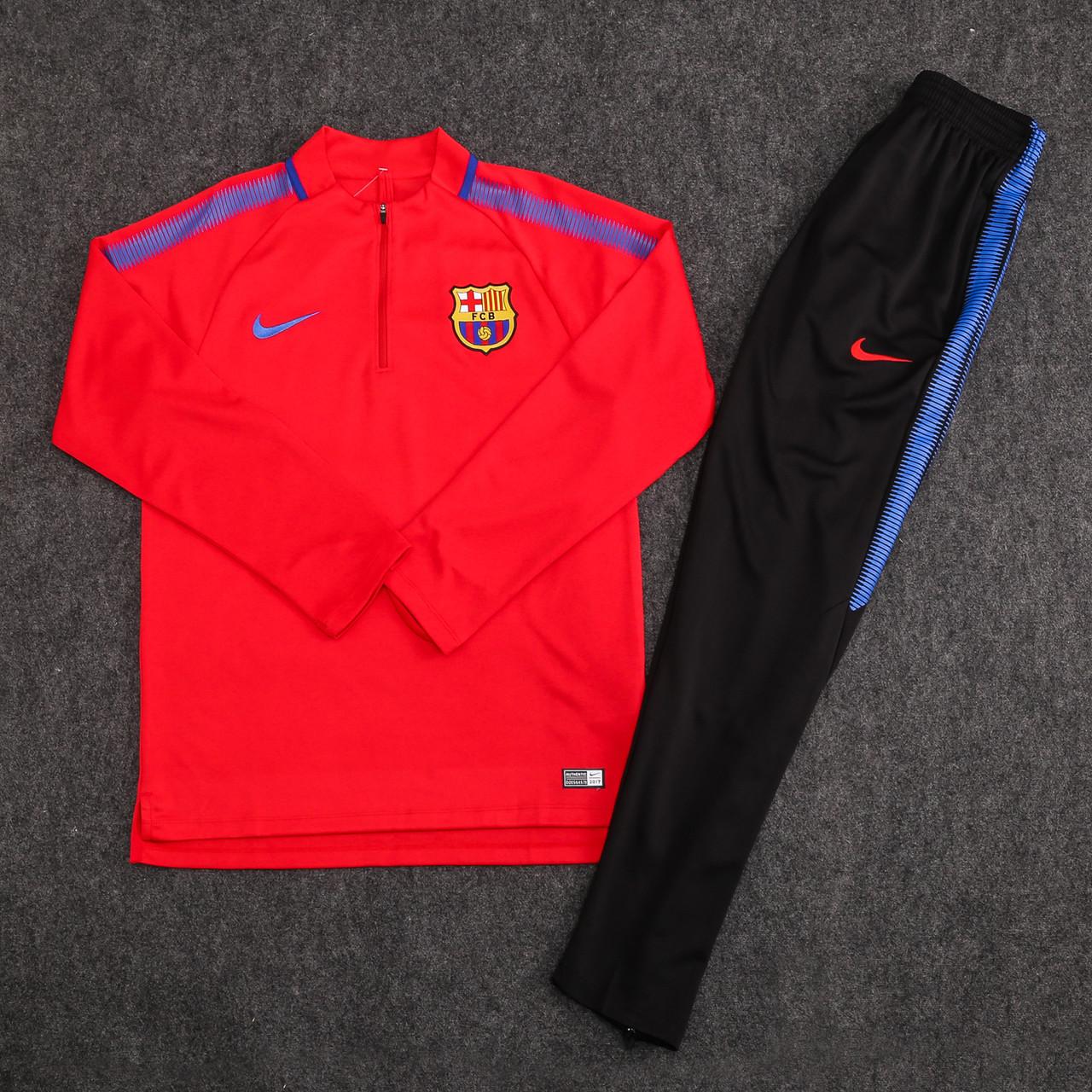 Тренировочный костюм Барселона-оригинал
