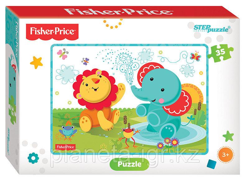 """Мозаика """"puzzle"""" 35 """"Fisher Price"""" (Mattel)"""