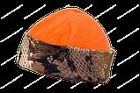 Шапка Сигнал 1, соты , тк.алова-флис, р.59-60, фото 2