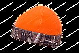 Шапка Сигнал 1, лес, тк.алова-флис, р.59-60, фото 2