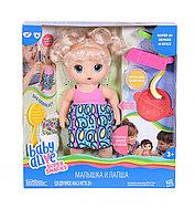 Hasbro Baby Alive C0963 Малышка хочет есть , фото 1