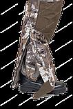 """Костюм """"Трофей"""" р.52/182  коричневые соты, тк.мембр.трикотажное полотно, фото 4"""