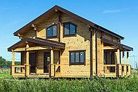 Строительство домов со сруба, фото 1