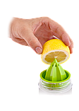 Citrus Zinger – это многофункциональная бутылочка с соковыжималкой, фото 4