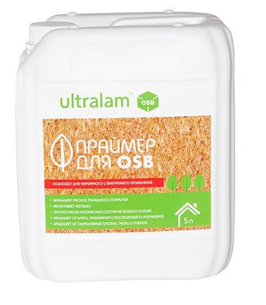 Ultralam Праймер для OSB - Грунт для внутренних и наружных работ