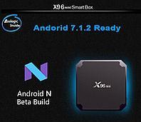 X96 Mini ТВ-приставка 2GB RAM 16GB ROM