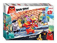 Пазл 104 элемента. Angry Birds, Степпазл