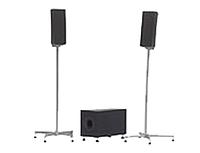 Комплект стереодинамиков Polycom Stereo Speaker Set, 120V (2200-21969-120)