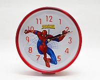 """Детские часы """"Человек паук"""", 15 см"""