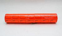 Ценники оранжевые, ширина 2,5 см