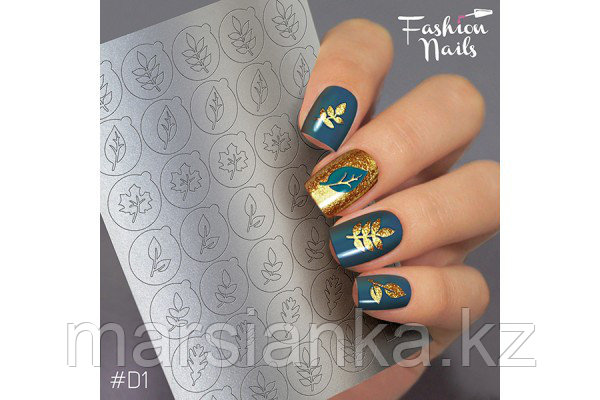 Deep designe Fashion Nails  (Дип дизайн)