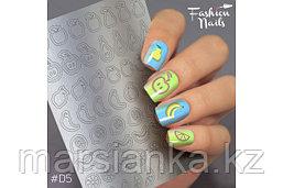 Deep designe Fashion Nails  (Дип дизайн), фото 3
