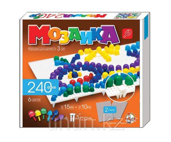 Мозаика 240 фишек, 2 поля