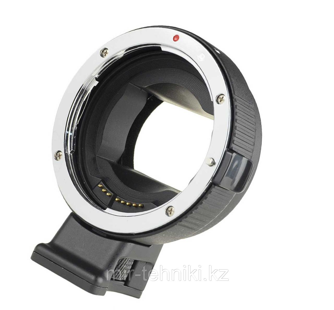Переходник Commlite CM-EF-NEX B для объективов Canon EF/EF-S на байонет Sony E-mount