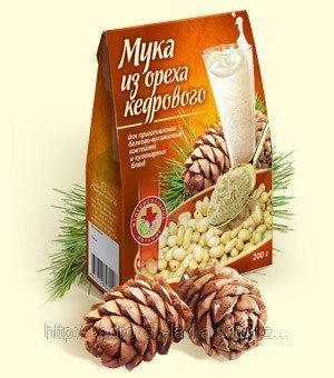 Мука кедрового ореха, 200 г