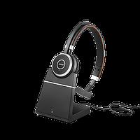 Беспроводная гарнитура Jabra Evolve 65 Charging Stand, Link370, Mono MS (6593-823-399), фото 1
