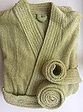 Женский халат-кимоно махровый , фото 2
