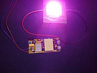 Фито светодиод матрица BridgeLux 50W полного спектра 380 - 840 нм 45х45 mil плюс драйвер 50W