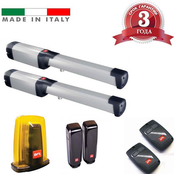 Автоматика PHOBOS A 25 Premium для распашных ворот (макс ширина створки 2.5 м, вес 400 кг) BFT-Италия