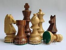 Деревянные шахматные фигуры Стаунтон