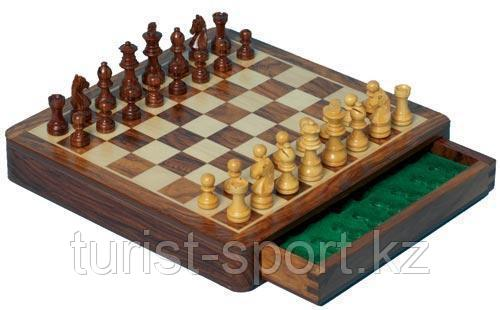 Шахматы дорожные на магните