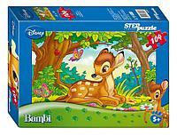 """Мозаика """"puzzle"""" 104 """"Бемби"""" (Disney)"""