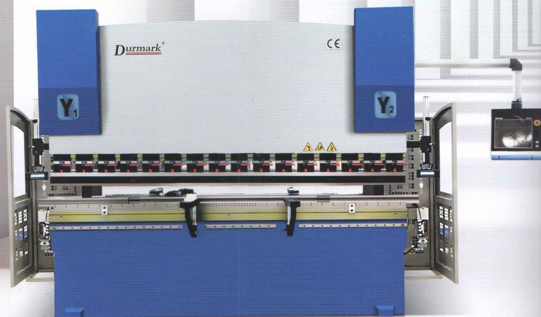 Листогиб гидравлический PSH - 400Т/5000 (Durmark)