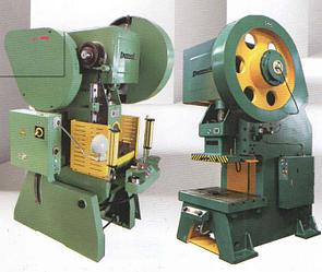 Пресс кривошипный J21-125t