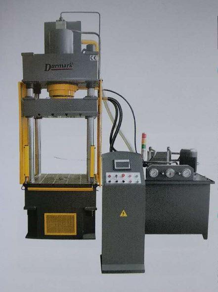 Пресс гидравлический 4х стоечный YTK32 - 400T (Durmark)