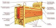 Зерноочистительный сепаратор луч ЗСО