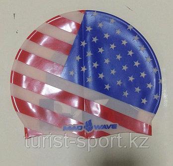 Шапка для плавания USA