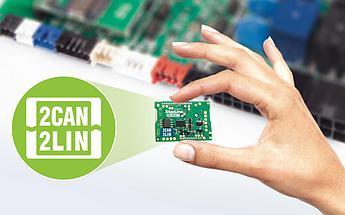 Универсальный модуль Starline 2CAN 2LIN