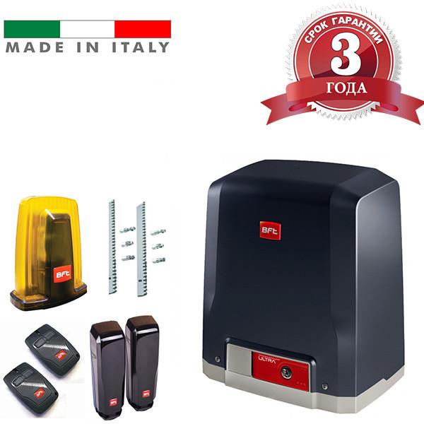 Автоматика для откатных ворот DEIMOS BT 600 Premium (масса ворот до 600 кг) BFT-Италия