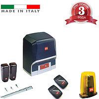 Автоматика на откатные ворота ARES 1000 Premium (масса ворот до 1000 кг) BFT - Италия