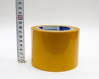 Скотч желтый, ширина 8,5 см
