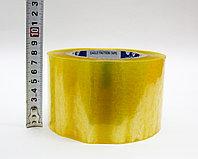 Скотч прозрачный, ширина 8 см