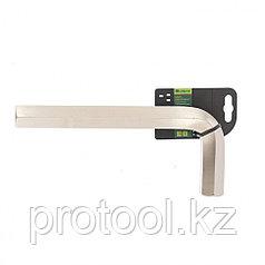 Ключ имбусовый  HEX, 27мм, 45x, закаленный, никель//Сибртех